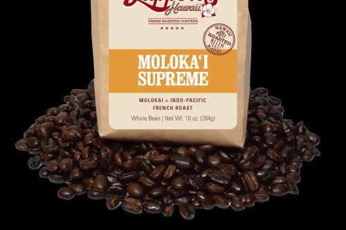 Kopi Mahal Moloka_i Coffee