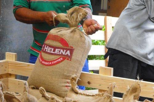 Kopi Mahal St. Helena Coffee