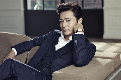 Foto Ganteng Terbaru Jang Dong-gun