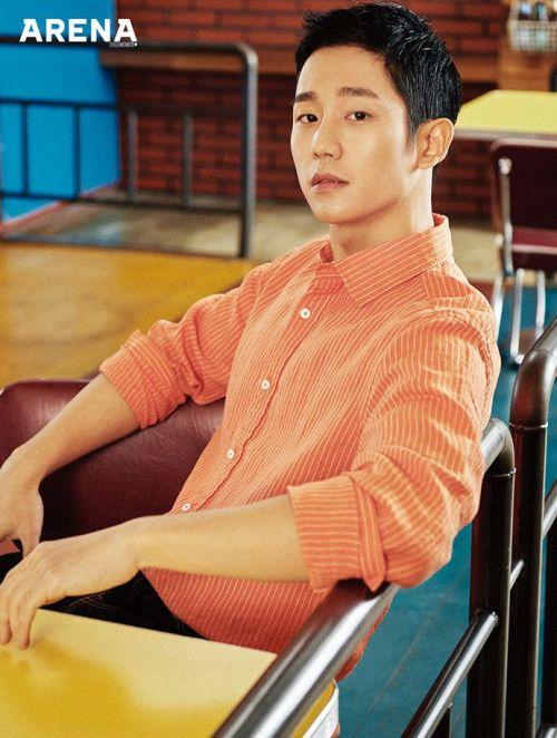 Foto Jung Hae In Terbaru 3