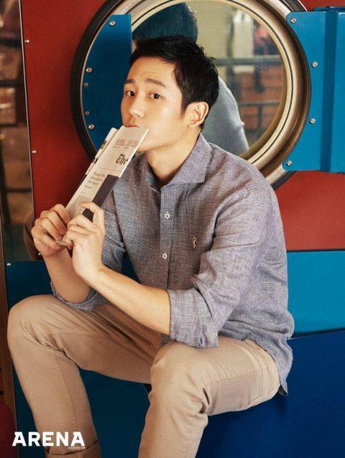 Foto Jung Hae In Terbaru 7