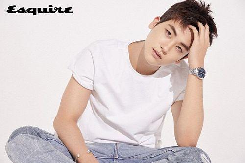 aktor muda korea