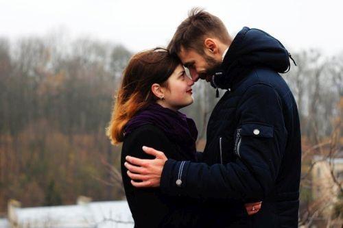 couple romantis