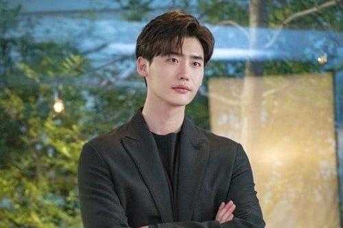 lee jong-suk drama terbaru